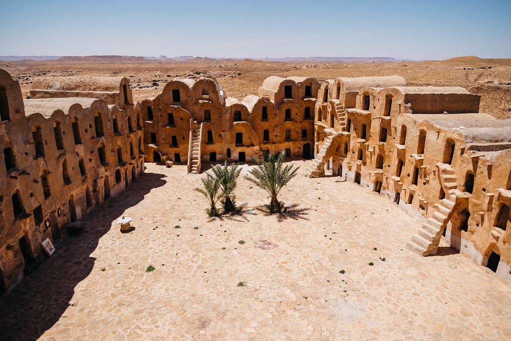 Cultura Marocco: Ksar Ouled Soltane.