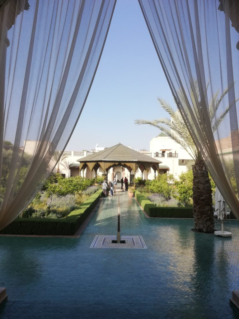 Un weekend a Marrakech.