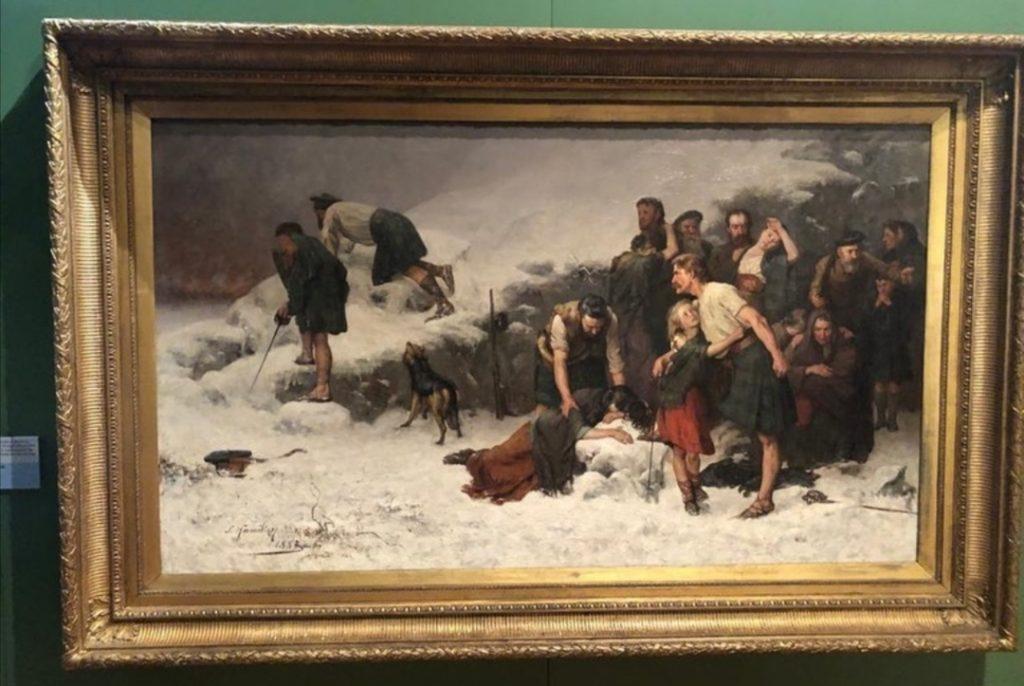 Massacro Scozia: un ritratto del Massacro di Glen Coe