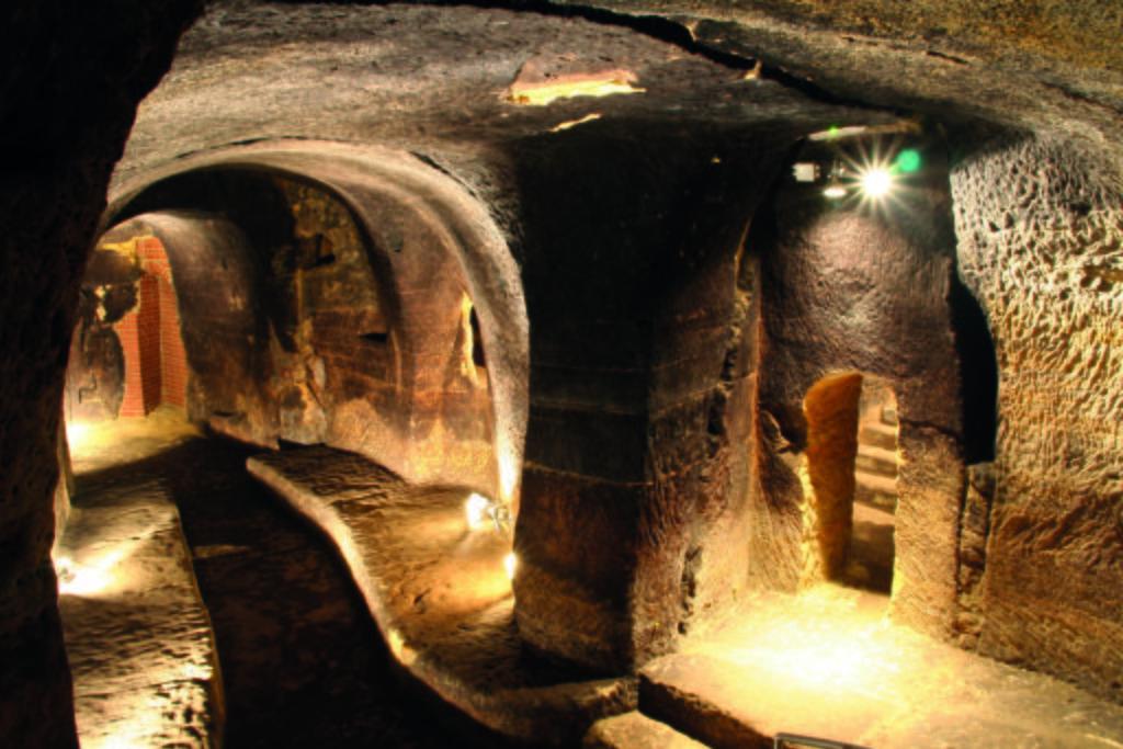 Cosa fare a Norimberga sotterranea