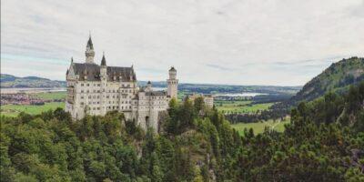 Castello di Neuschwanstein.