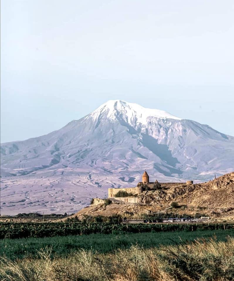 Armenia cosa vedere: Khor Virap