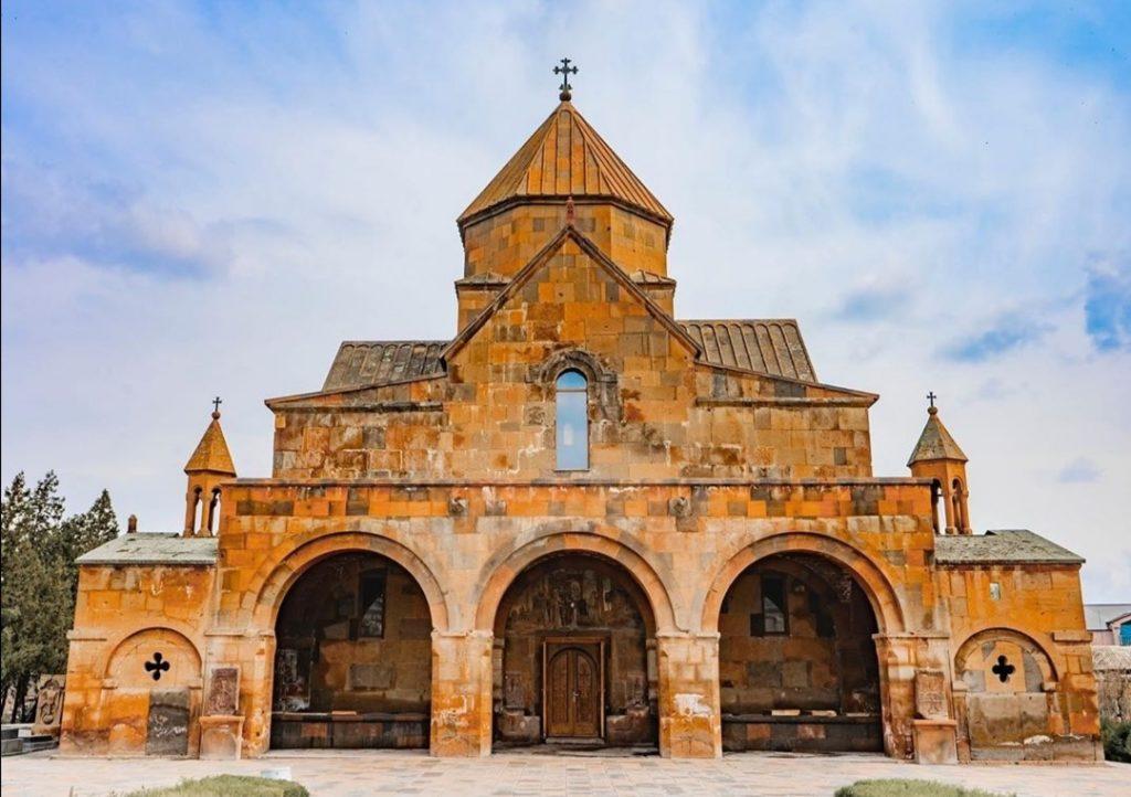 Armenia cosa vedere: la chiesa di Santa Gayane