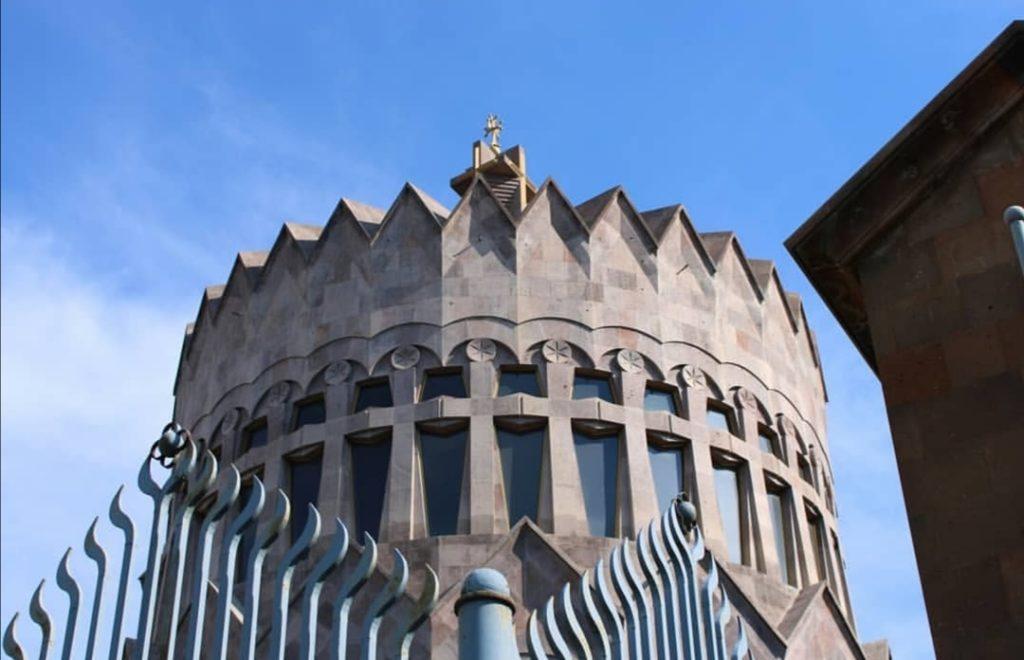 Armenia cosa vedere: la chiesa dei santissimi arcangeli