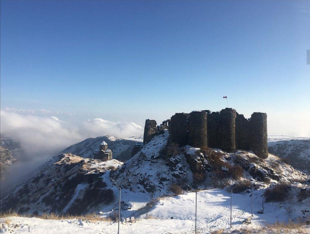 Armenia cosa vedere: Il castello di Amberd