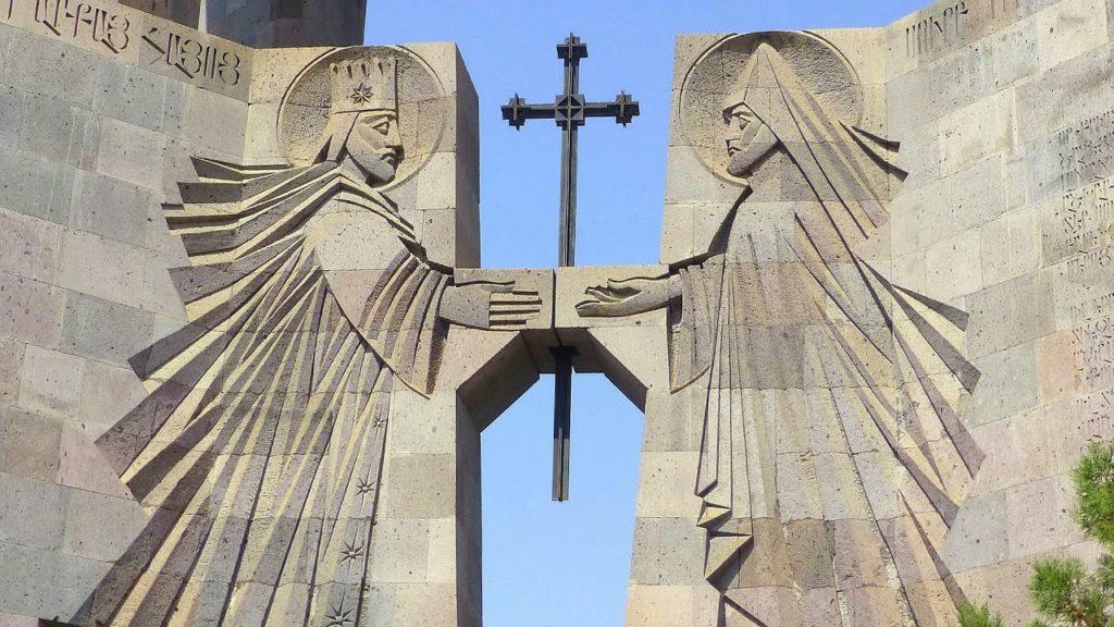 Armenia cosa vedere: la Santissima Madre di Echmiadzin