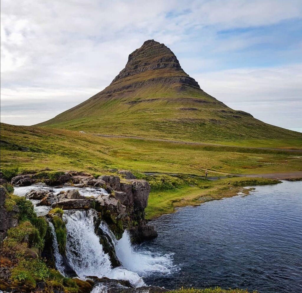 Cascate in Islanda: Kirkjufellsfoss