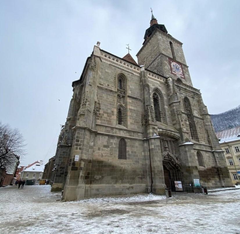 La Basilica di Brasov