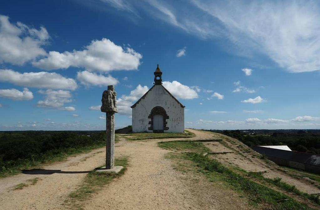 Allineamenti di Carnac, il Tumulus Saint-Michel