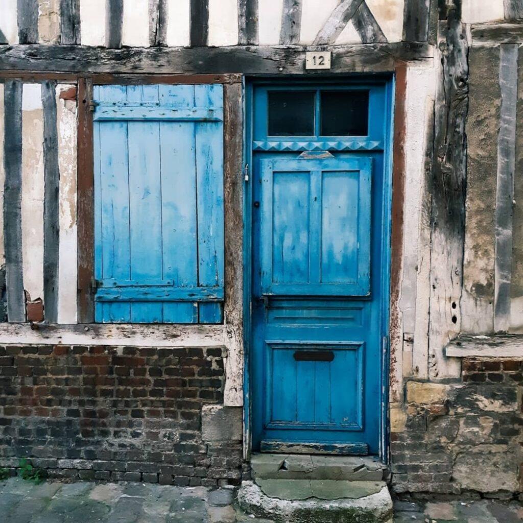 Normandia e Bretagna in Camper: il bellissimo borgo medioevale di Dinan.