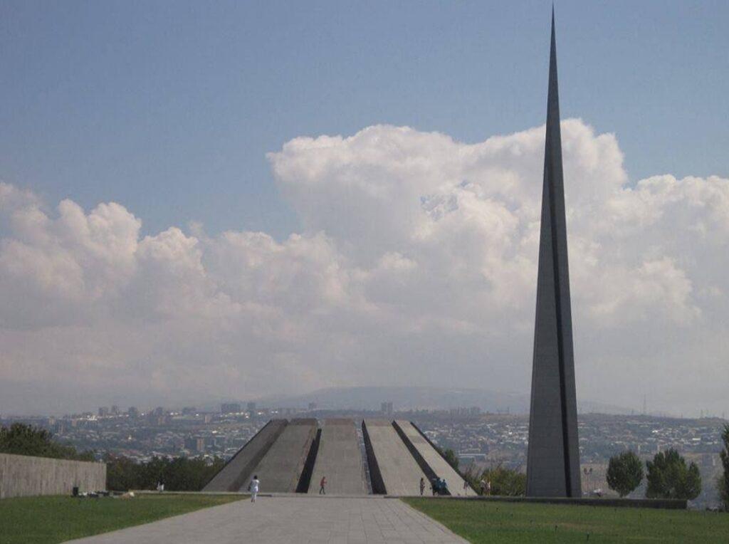 Visitare Yerevan: il museo del genocidio armeno.