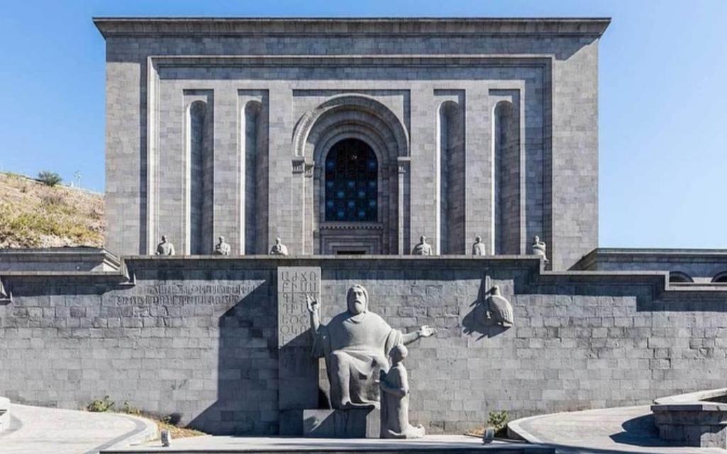 Visitare Yerevan: il Matenadaran.