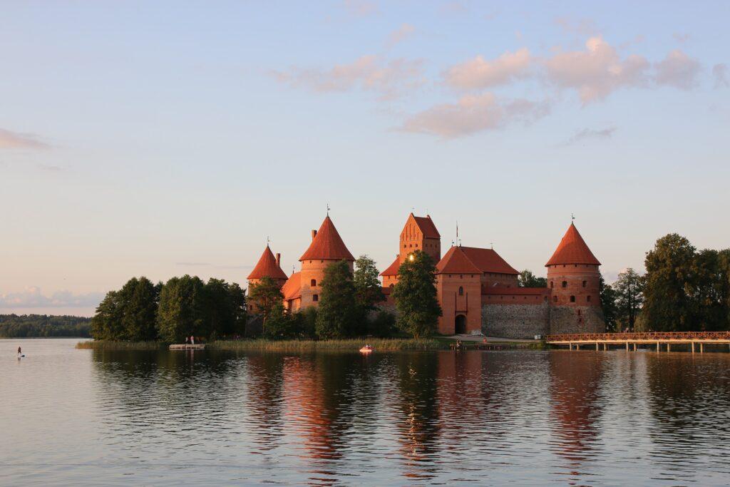 Castello di Trakai: i segreti da visitare in Lituania.