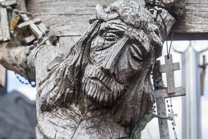 La collina delle croci in Lituania.