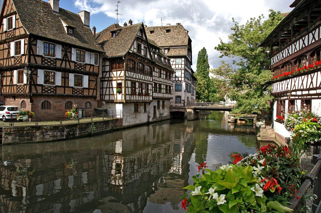 Città da visitare in europa: Strasburgo.