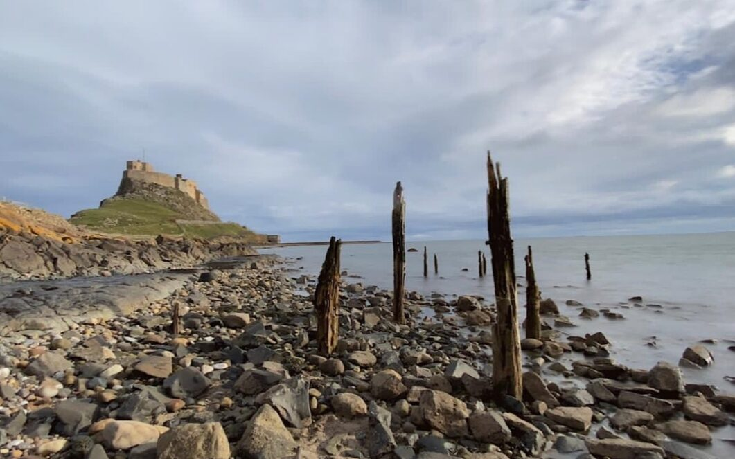 Edimburgo e i suoi dintorni: Holy Island.