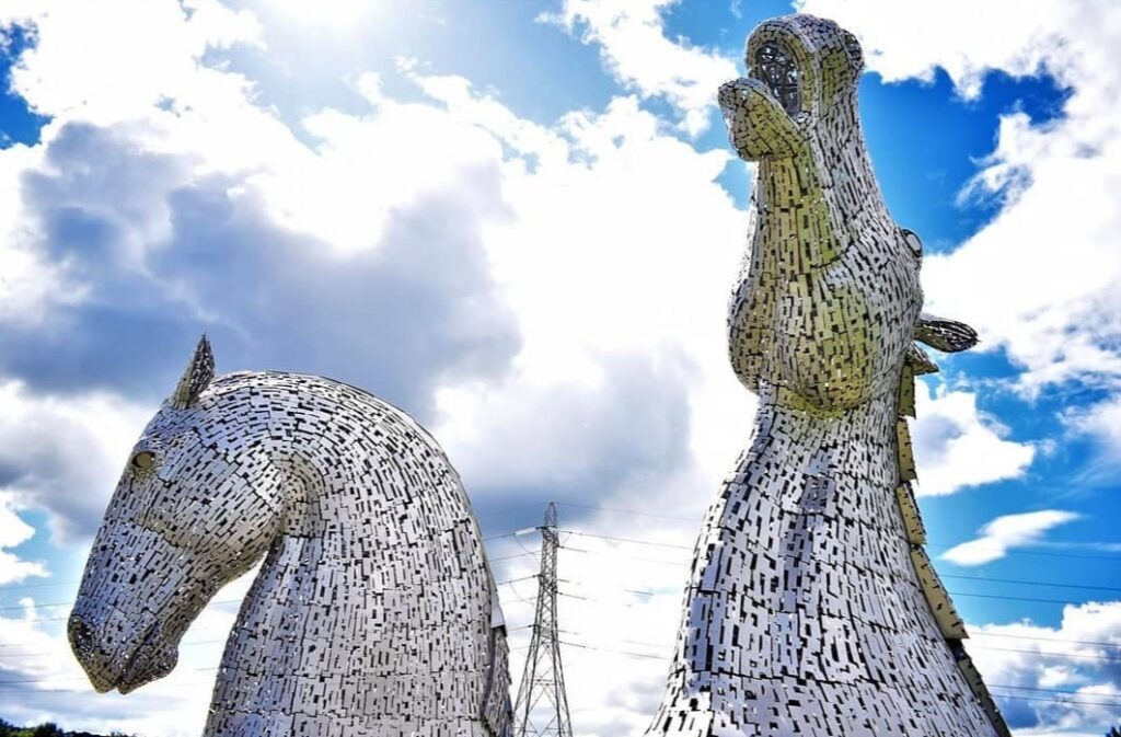 Edimburgo e i suoi dintorni: Falkirk.