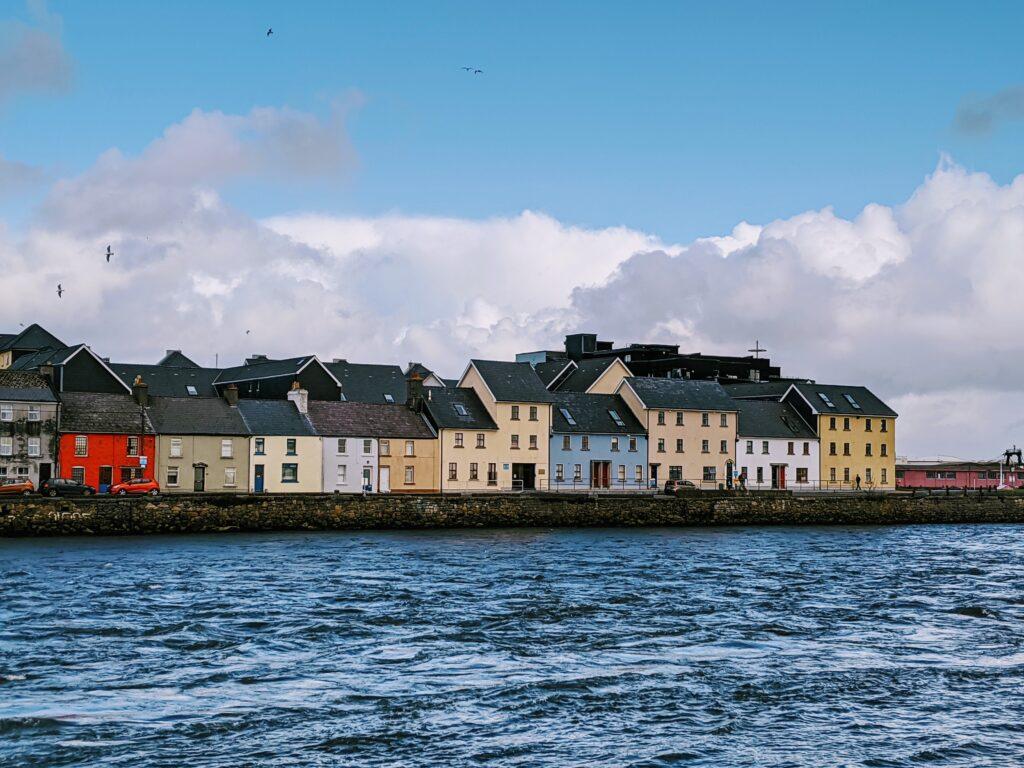 Città da visitare in europa: Galway, Irlanda.