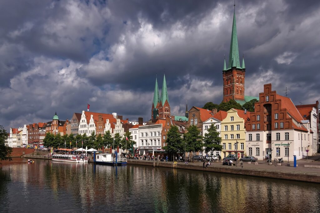 Lubecca, la capitale Anseatica della Germania