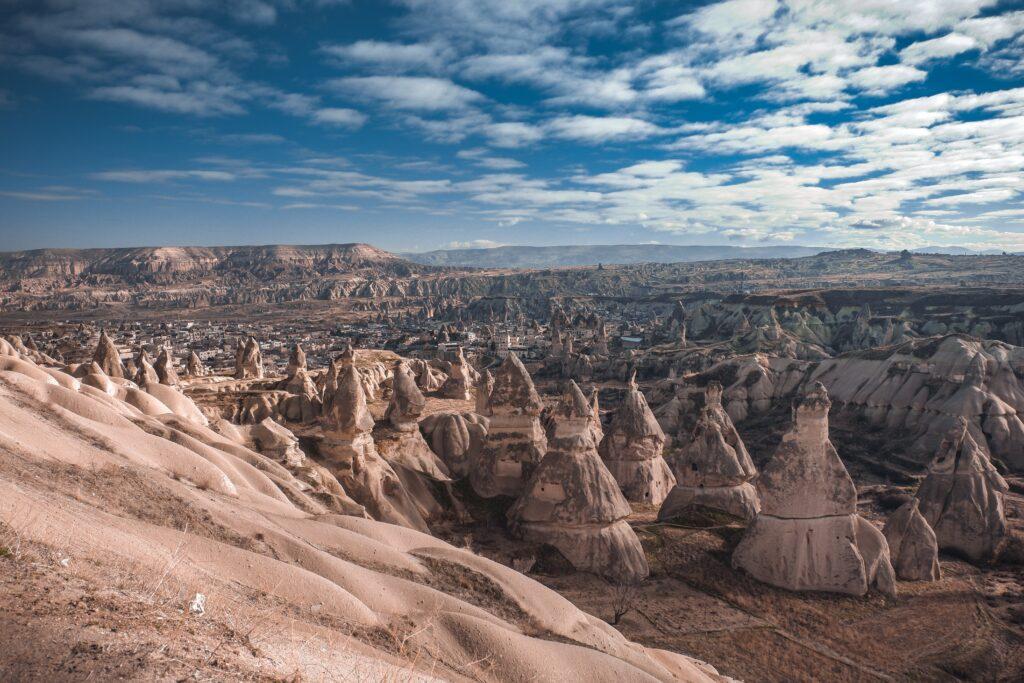 Dove viaggiare nel 2021: Cappadocia
