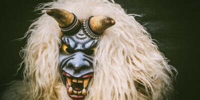 Carnevale Alemanno la rappresentazione del Diavolo.