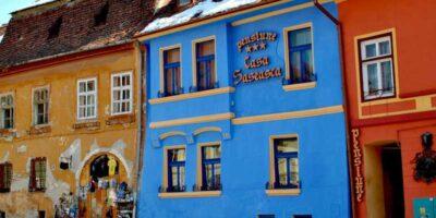 Cosa vedere in Transilvania? Sighisoara ne è il cuore.