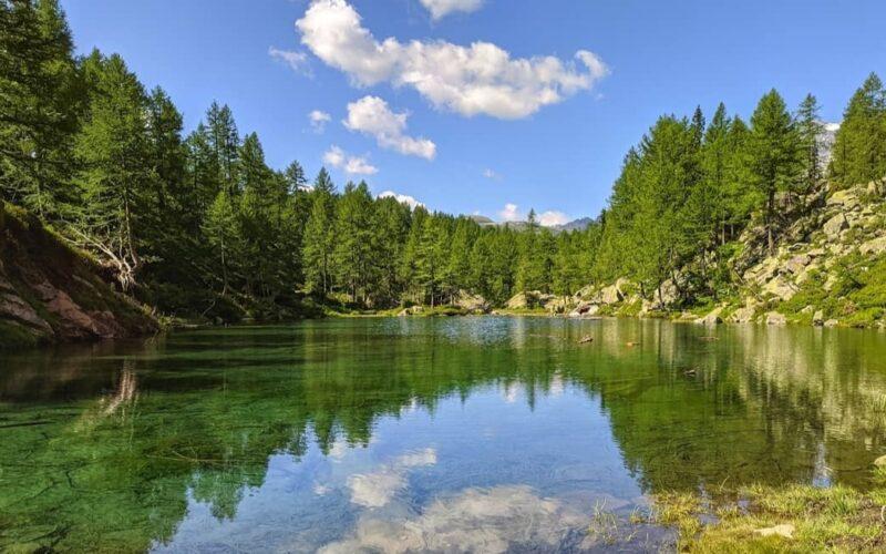 Lago delle Streghe, Piemonte