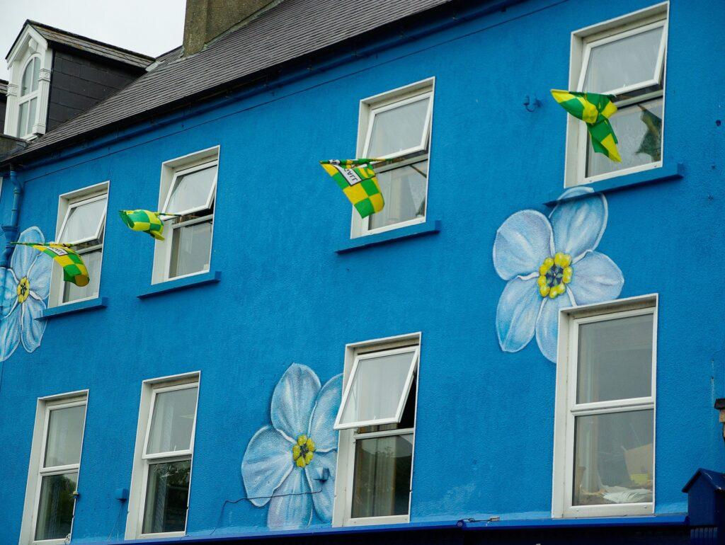 Galway in un solo giorno è sufficiente anche per esplorare i murales della città