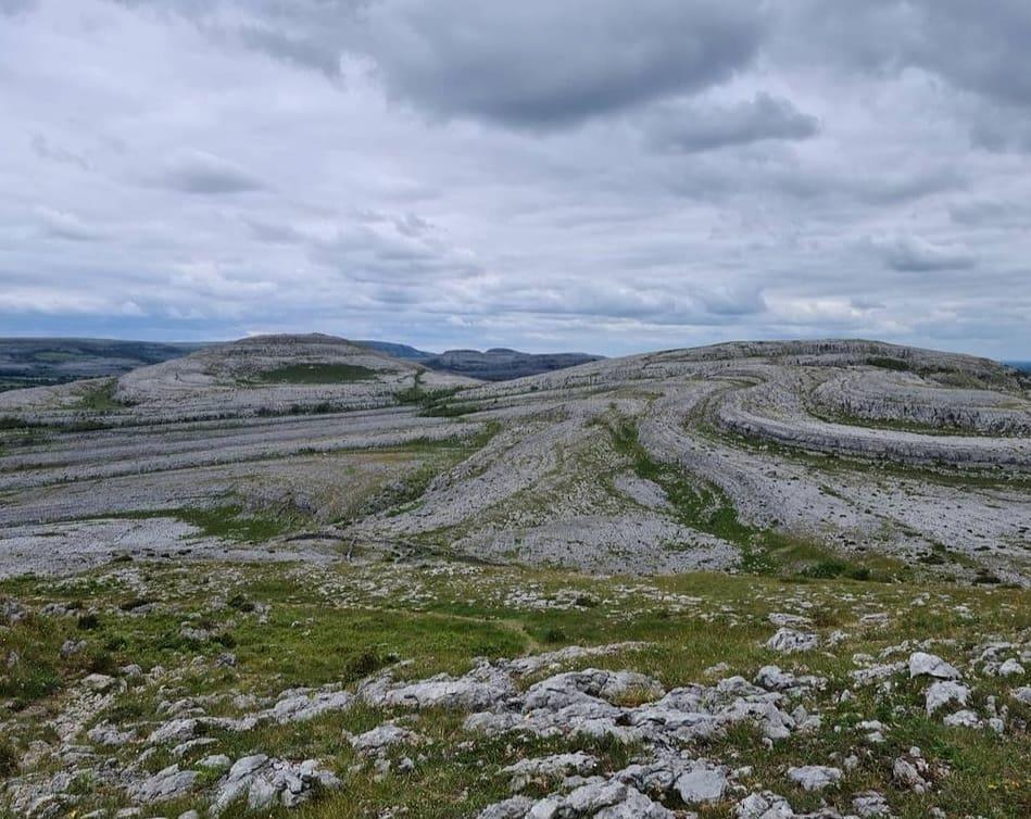 The Burren Irlanda: Mullaghmore