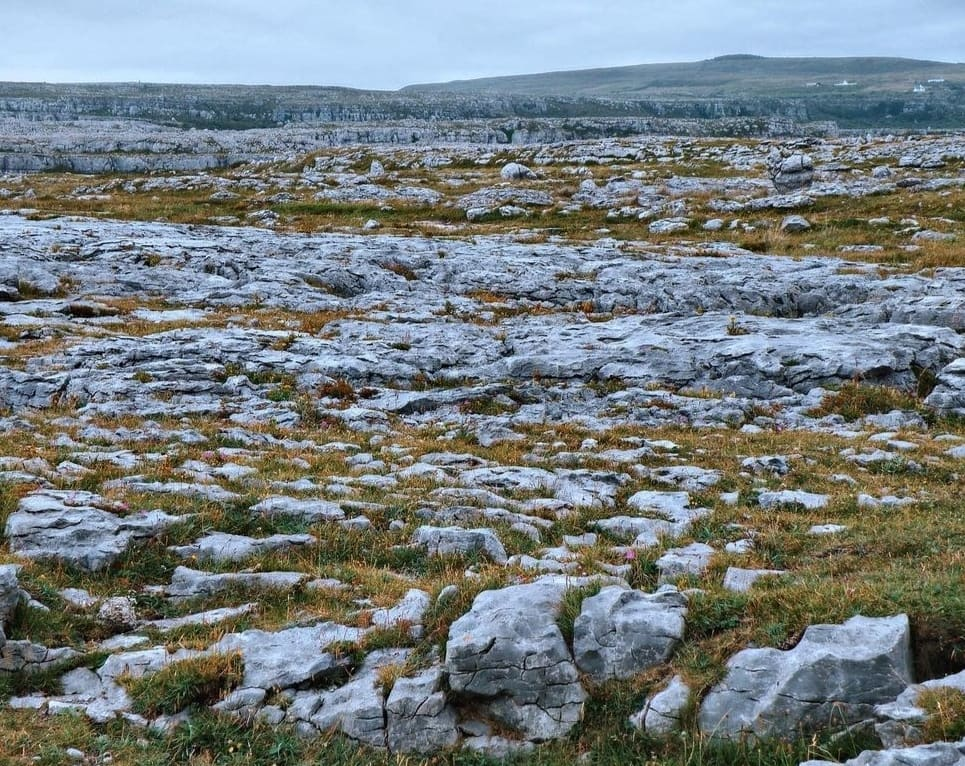 The Burren Irlanda